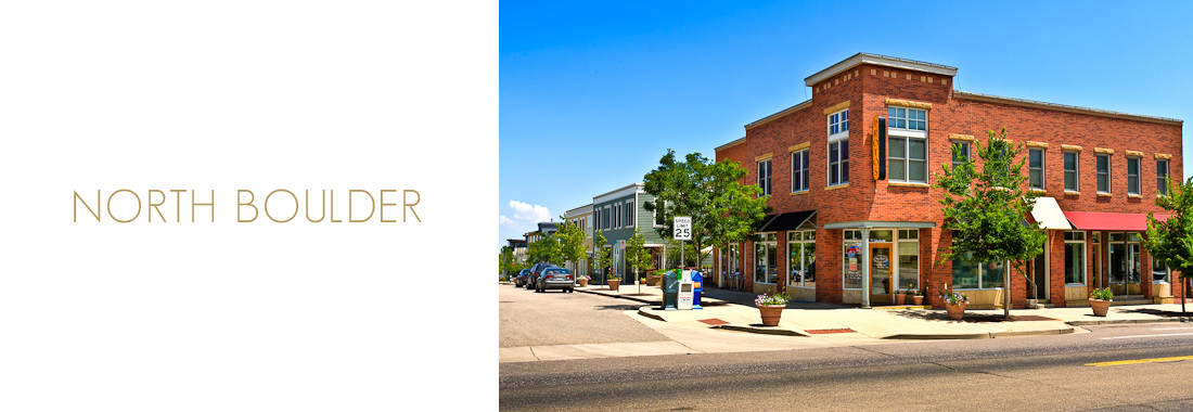 North Boulder Real Estate