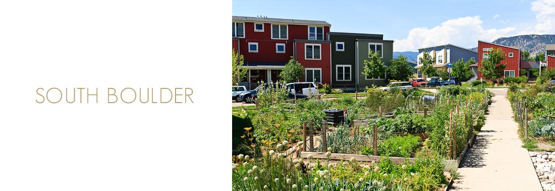 South Boulder Real Estate