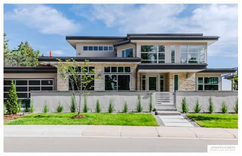 2055 Balsam | Modern Boulder Homes