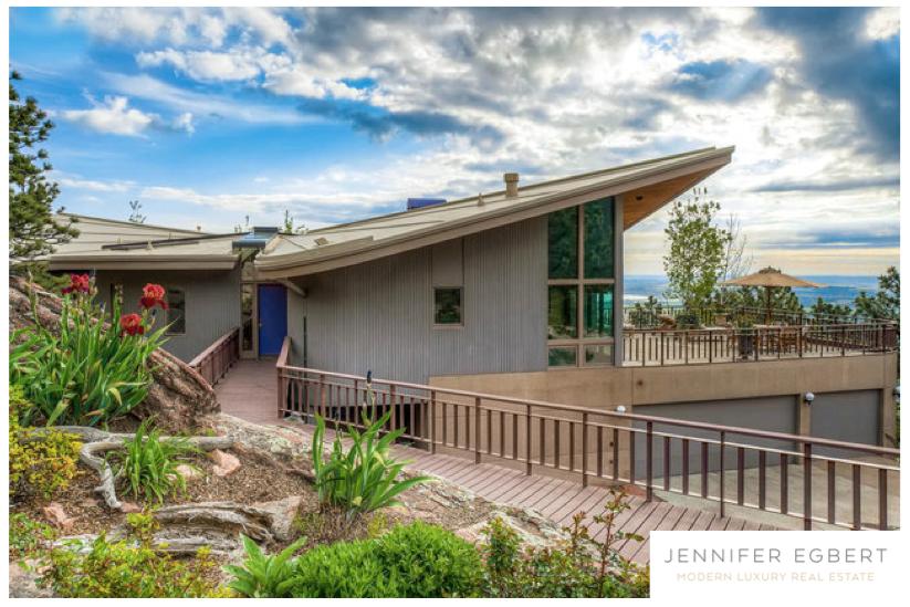 855 Timber Ln | Boulder CO | Modern Luxury Real Estate