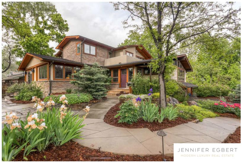 1405 Alpine Ave | Boulder CO | Modern Luxury Real Estate