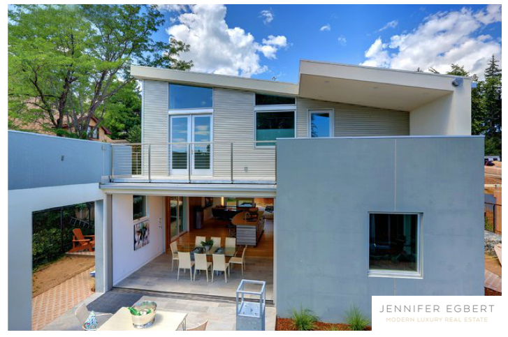 928 7th St | Boulder CO | Modern Luxury Real Estate