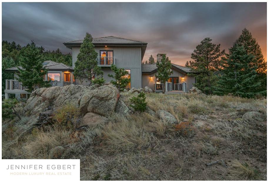 4530 Flagstaff Road   Boulder CO   Modern Luxury Real Estate