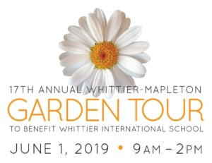 2019 Whittier Garden Tour