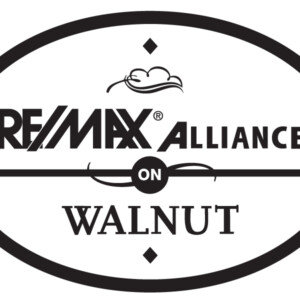 remax alliance walnut logo oval black