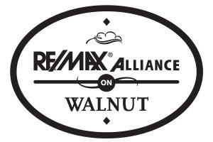 remax alliance walnut logo oval black 300x200