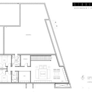 Floor Plan Bsmt Level