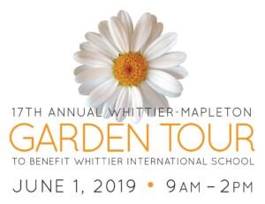 2019 Whittier Garden Tour